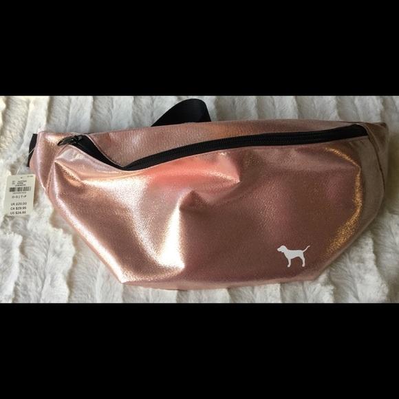 3bd4be70536 Pink Oversized Belt bag Boutique